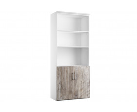 Delgado Cupboard Combination 2 (Platinum Oak)