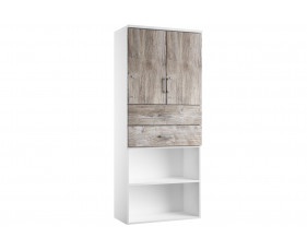 Delgado Cupboard Combination 4 (Platinum Oak)