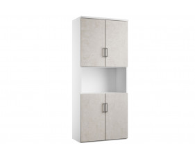 Delgado Cupboard Combination 5 (Concrete)