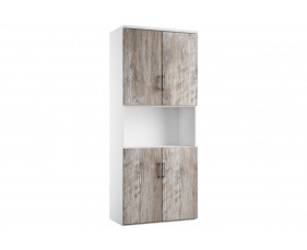 Delgado Cupboard Combination 5 (Platinum Oak)