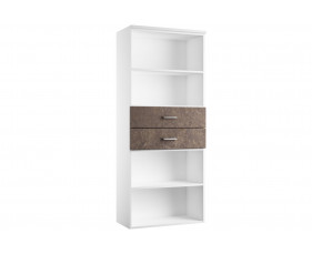 Delgado Cupboard Combination 1 (Pitted Steel)