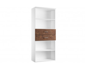 Delgado Cupboard Combination 1 (Rusted Steel)