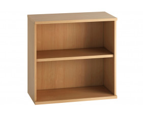 Astrada 1 Shelf Bookcase (Beech)