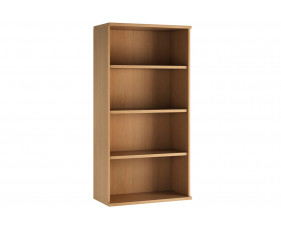 Astrada 3 Shelf Bookcase (Beech)