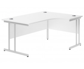 Next-Day Solero C-Leg Right Hand Ergonomic Desk