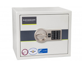 Burton Eurovault Aver S2 Size 1 Safe With Electric Lock (11ltrs)