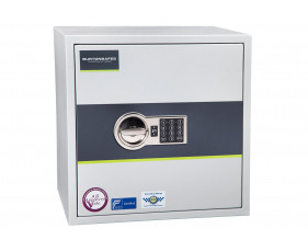 Burton Eurovault Aver S2 Size 3 Safe With Electric Lock (39ltrs)