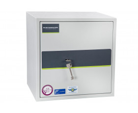 Burton Eurovault Aver S2 Size 3 Safe With Key Lock (39ltrs)
