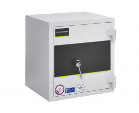 Burton Eurovault Aver Grade 0 Size 1 Safe With Key Lock (32ltrs)