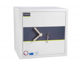 Burton Eurovault Aver Grade 1 Size 5 Safe With Key Lock (160ltrs)