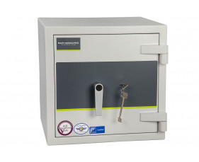 Burton Eurovault Aver Grade 2 Size 0 Safe With Key Lock (47ltrs)