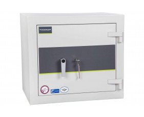 Burton Eurovault Aver Grade 2 Size 3 Safe With Key Lock (114ltrs)