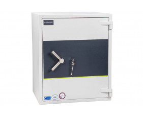 Burton Eurovault Aver Grade 2 Size 4 Safe With Key Lock (158ltrs)