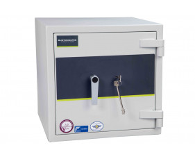 Burton Eurovault Aver Grade 3 Safe With Key Lock