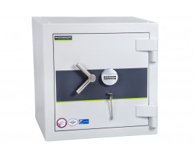 Burton Eurovault Aver Grade 5 Size 1 Safe With Dual Key And Electronic Lock (111ltrs)