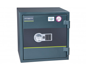 Burton Firesec 4/60 fire safe size 2 with electronic lock (32ltrs)