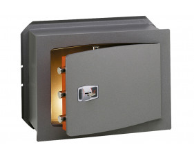 Burton Dk Wall Safe Size 4 With Key Lock (20ltrs)
