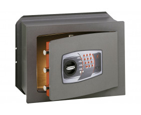 Burton Dk Wall Safe Size 4 With Electronic Lock (20ltrs)