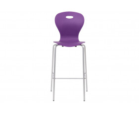 Rosewall 4 Leg High Stool