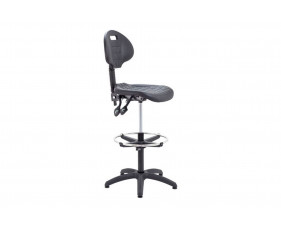 Echo 2 Lever Deluxe Draughtsman Chair