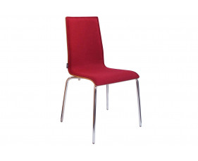 Source Fully Upholstered Bistro Chair