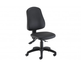 Serene 2 Lever Synchro PU Operator Chair