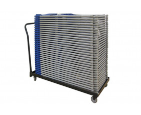 Trolley For Folding Chairs