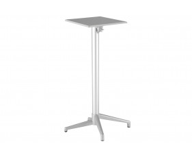 Commodus Square Poseur Table