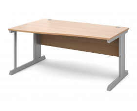 Larrain Left Hand Wave Desk
