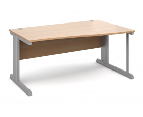 Larrain Right Hand Wave Desk