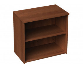 Duo Desk High Bookcases