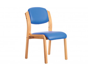 Chaucer Chair (Microbial Vinyl)