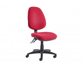 Vantage deluxe operator chair no arms