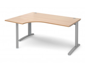 Trinity Left Hand Ergonomic Desk