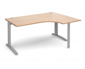 Trinity Right Hand Ergonomic Desk