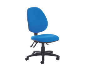 Point High Back Operator Chair No Arms