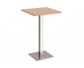 Varos Square Poseur Table