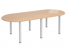 Bowers Radial Boardroom Table