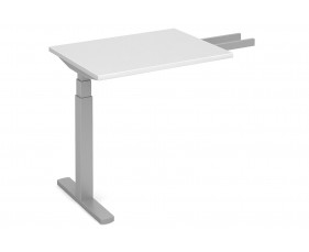Return Desk For Ascend Deluxe Straight Desk