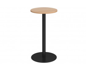 Amstel Circular Poseur Table