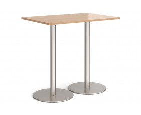 Amstel Rectangular Poseur Table