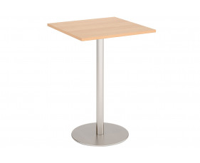 Amstel Square Poseur Table