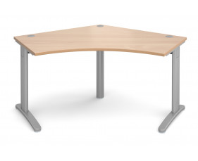 Trinity 120 Degree Desk