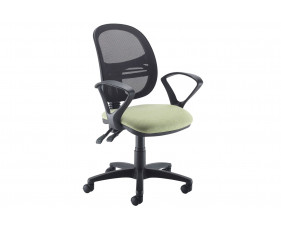 Vantage Mesh Back Operator Chair (Fixed Arms)