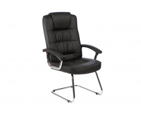 Muscat Deluxe Leather Visitor Chair