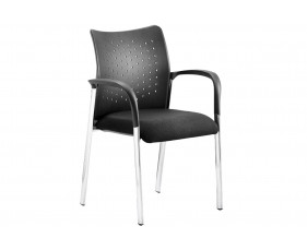 Guild 4 Leg Armchair With Nylon Back