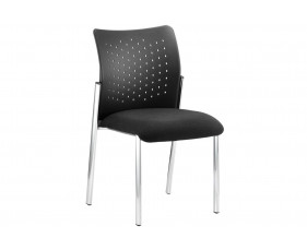 Guild 4 Leg Side Chair With Nylon Back
