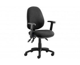 Solar 3 Lever Operator Chair With Adjustable Arms