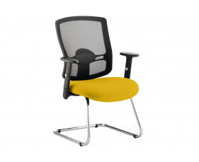 Belarus Mesh Back Visitor Chair