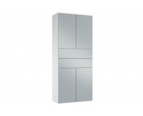 Indigo Combination Cupboard 6 (Metallic Blue)